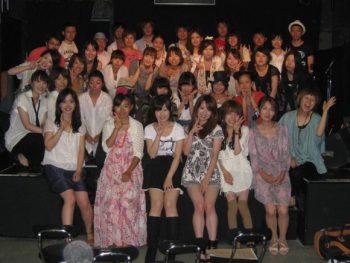 京橋駅前校発表会!『LUCKY★LIVE 5』