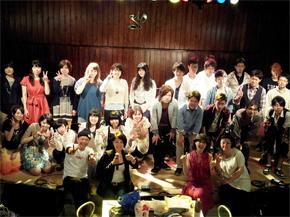 30名が出演した発表会!!