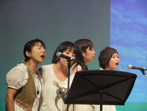 みんなで歌った最高のステージ!!
