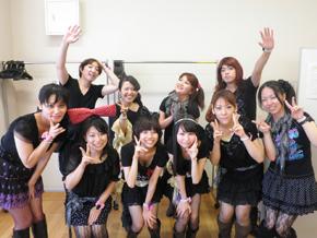 合同発表会参加!!<br /> アイドルグループ結成しました☆
